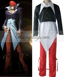 The King of Fighters' Iori Yagami Cosplay Costume