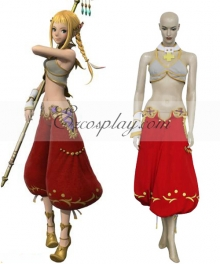 Final Fantasy XII Penelo Cosplay Costume