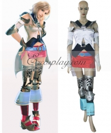 Final Fantasy XII Ashe B'nargin DalmascaCosplay Costume