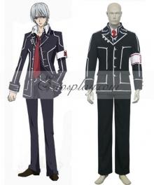 Vampire Knight Kiryu Zero Boys' Day Class Halloween Cosplay Uniform Costume
