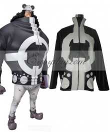 One Piece Bartholemew-Kuma Despot Cosplay Costume