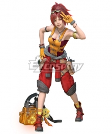 Final Fantasy: Brave Exvius FFBE Lid Cosplay Costume