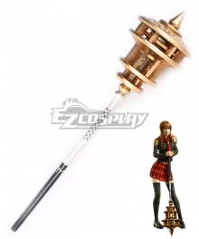 Final Fantasy type-0 Cinque Hammer Cosplay Weapon Prop