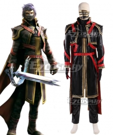 Final Fantasy Type-0 Kurasame Susaya Cosplay Costume