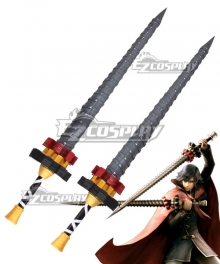 Final Fantasy type-0 Machina Cosplay Weapon Prop