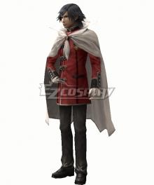 Final Fantasy type-0 Machina Formal Uniform Cosplay Costume