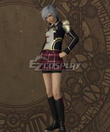 Final Fantasy type-0 Seven Military Uniform Cosplay Costume