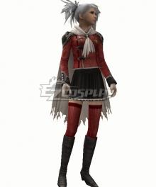 Final Fantasy type-0 Sice Formal Uniform Cosplay Costume