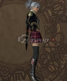 Final Fantasy type-0 Sice Military Uniform Cosplay Costume