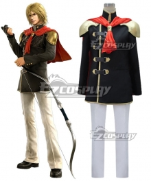 Final Fantasy type-0 Trey Cosplay Costume