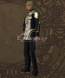 Final Fantasy type-0 Trey Military Uniform Cosplay Costume