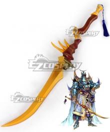 Final Fantasy V Exdeath Broadsword Cosplay Weapon Prop