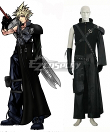 Final Fantasy VII: Advent Children FF7 Cloud Strife Cosplay Costume