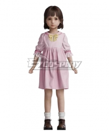Final Fantasy VII Remake FF7 Marlene Wallace Cosplay Costume