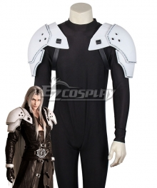 Final Fantasy VII Remake FF7 Sephiroth Armor Cosplay Accessory Prop
