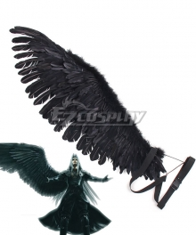 Final Fantasy VII Remake FF7 Sephiroth Wing Cosplay Accessory Prop