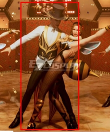Final Fantasy VII Remake FF7R Honey Bee Male Dancer Cosplay Costume