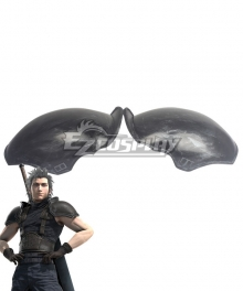 Final Fantasy VII Remake Zack Fair Pauldrons Cosplay Accessory Prop