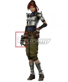 Final Fantasy VII Remke Jessie Rasberry Cosplay Weapon Prop