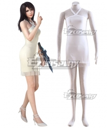 Final Fantasy VIII FF8 Rinoa Heartilly Dress Cosplay Costume