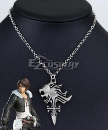 Final Fantasy VIII Squall Leonhart Necklace Cosplay Accessory Prop