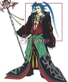 Final Fantasy X FF10 Seymour Blue Cosplay Wig