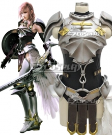 Final Fantasy XIII-2 FF13-2 Lightning Cosplay Costume