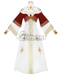 Final Fantasy XIV 2018 Starlight Celebration Cosplay Costume