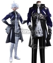 Final Fantasy XIV Alphinaud Leveilleur Cosplay Costume