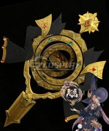 Final Fantasy XIV Astrologian Star Globe Cosplay Weapon Prop