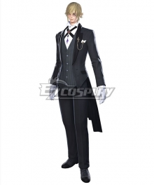 Final Fantasy XIV Butler Attire Cosplay Costume
