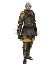 Final Fantasy XIV FF14 Haurchefant Greystone Cosplay Costume