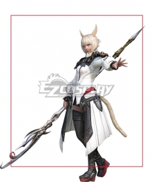 Final Fantasy XIV FF14 Y'shtola Rhul Yshtola Rhul Staff Cosplay Weapon Prop