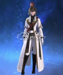 Final Fantasy XIV Field Commander Cosplay Costume