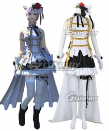 Final Fantasy XIV Little Ladies' Day Idols Female 2017 Cosplay Costume