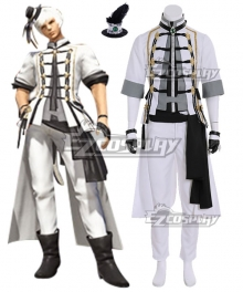 Final Fantasy XIV Little Ladies' Day Idols Male 2017 Cosplay Costume