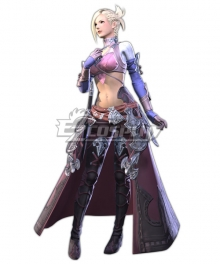 Final Fantasy XIV Minfilia Warde Cosplay Costume - B Edition