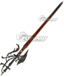 Final Fantasy XIV Red Mage Thorn Sword Cosplay Weapon Prop