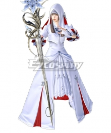 Final Fantasy XIV: Shadowbringers White Mage Cosplay Costume