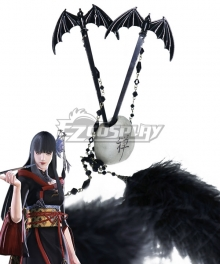 Final Fantasy XIV Yotsuyu Bat Headwear Cosplay Accessory Prop