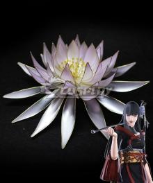 Final Fantasy XIV Yotsuyu Flower Headwear Cosplay Accessory Prop