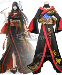 Final Fantasy XIV Yotsuyu goe Brutus Cosplay Costume