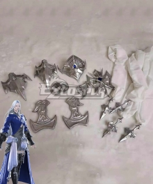 Final Fantasy XIV Ysayle Dangoulain Full Set Accessories Cosplay Accessory Prop