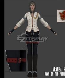 Final Fantasy VII Remake Tifa Lockhart Sporty Cheongsam Cosplay Costume
