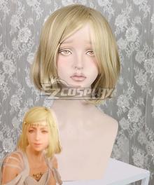 Final Fantasy XV DLC Episode Ardyn FF15 Aera Mils Fleuret Golden Cosplay Wig