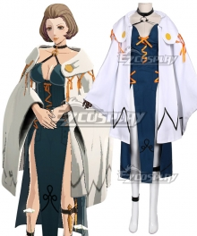 Fire Emblem: Three Houses Professor Manuela Cosplay Costume