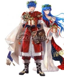 Fire Emblem Christmas Marth Cosplay Costume