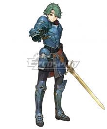 Fire Emblem Echoes: Shadows of Valentia Alm Cosplay Costume