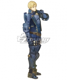 Fire Emblem Echoes: Shadows of Valentia Clive Cosplay Costume