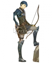 Fire Emblem Echoes: Shadows of Valentia Phthon Cosplay Costume